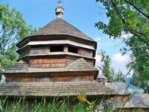 Дзвінниця Струківської церкви