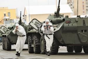 Професійна контрактна армія - для захисту Вітчизни