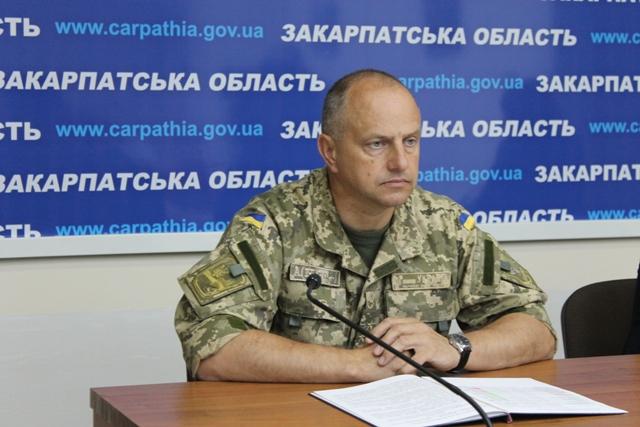 Військкомати продовжують відбір кандидатів на військову службу за контрактом
