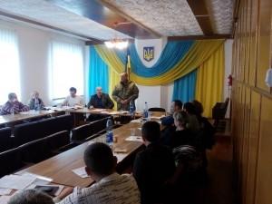 Військовослужбовці проводять у Рахівському районі дні інформування по службі за контрактом