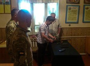 У Рахові провели тренування керівного складу підрозділів територіальної оборони / ФОТО